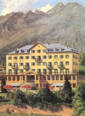Grand Hotel Metropol 1893
