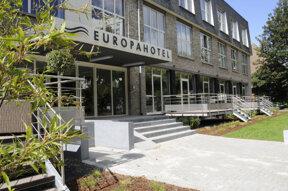 Europahotel - voorgeven