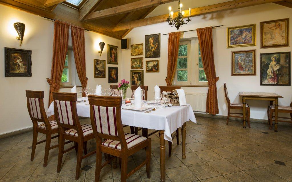 Bad Liebwerda Spa Resort Libverda-Villa Friedland Restaurant