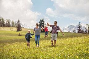 Familie c Salzburger Saalachtal