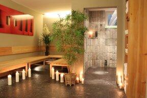 Dusche Sauna Chaletweb