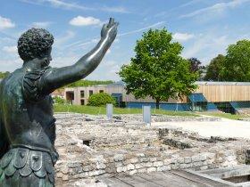 Aalen - Limesmuseum außen (c) Ulrich Sauerborn