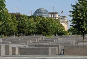 Holokaust Denkmal c visitBerlin Wolfgang Scholvien