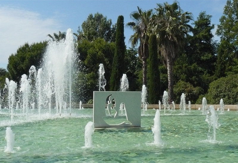 Parc Phoenix in Nizza