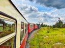 Highlight im Harz: Mit der Bahn zum Brocken