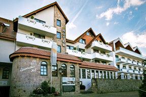 Boutique Hotel Lippischer Hof Bad Salzuflen 2019  außen (2)