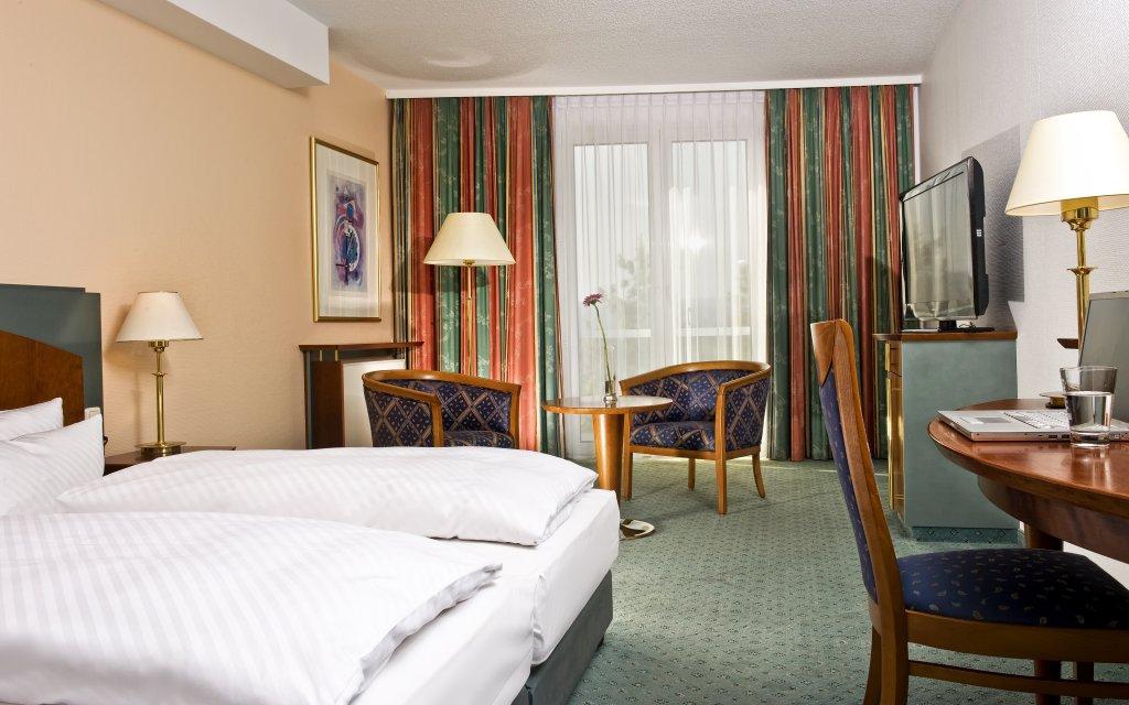 Park Inn Weimar Zimmer Doppelzimmer