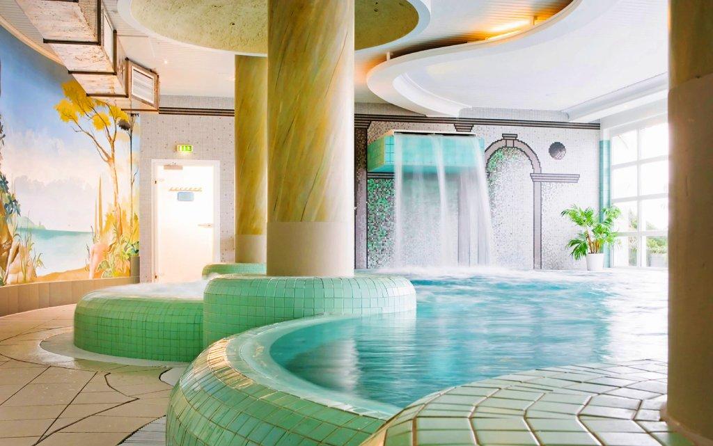 Bad Frankenhausen Hotel Residenz Pool Hallenbad