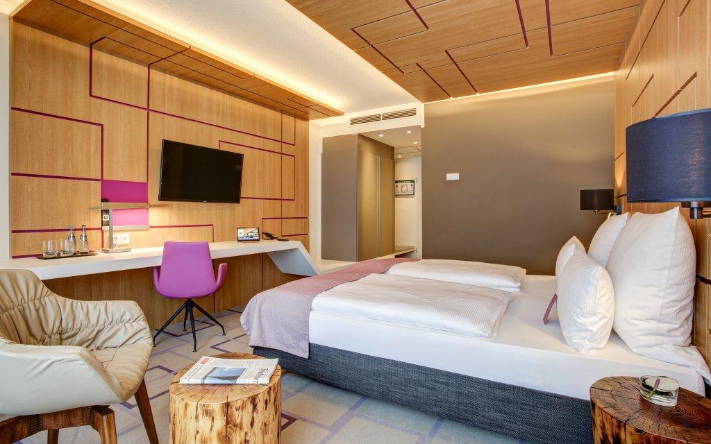 Braunschweig  FourSide Hotel Braunschweig Zimmer Doppelzimmer