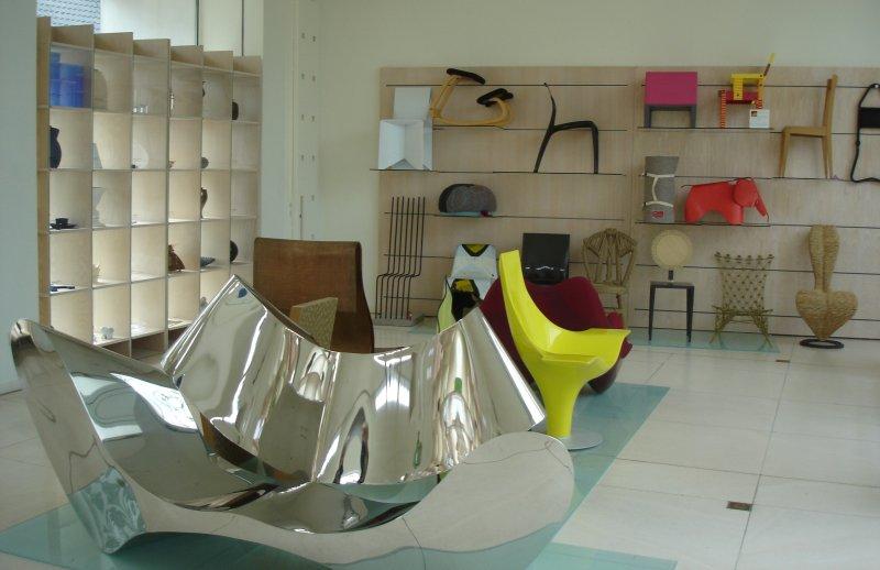 Design Museum Gent Innenansicht