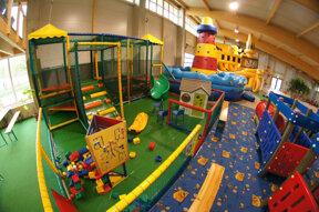 Indoor Spielplatz Sonnenlandpark Lichtenau