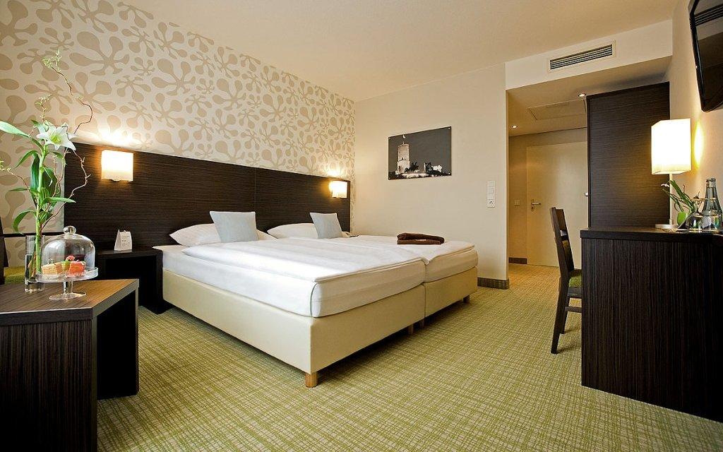 Bonn President Hotel Zimmer Superior Doppelzimmer