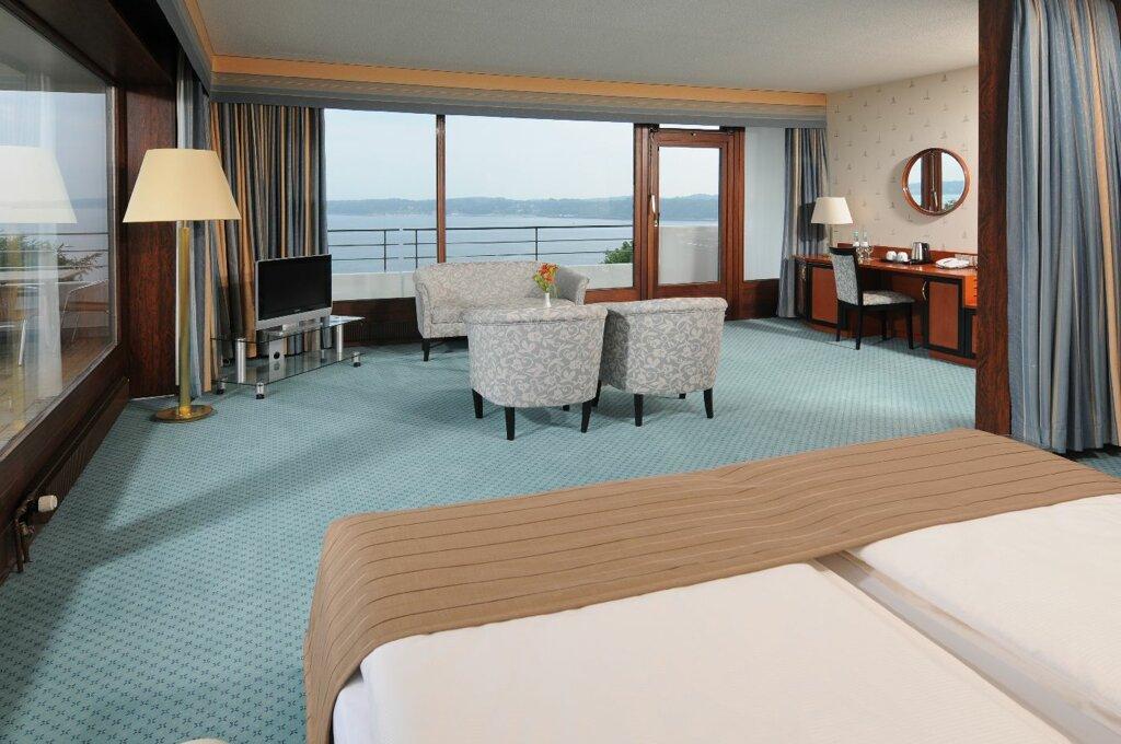 Maritim Hotel Bellevue Kiel Zimmer Superior-Doppelzimmer