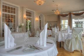 Esplanade Restaurant Weißer Salon