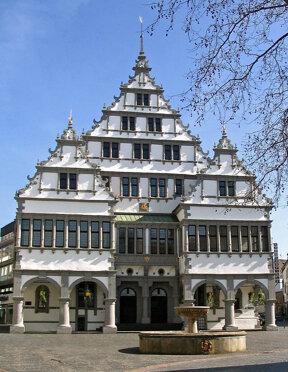 Paderborn Rathaus