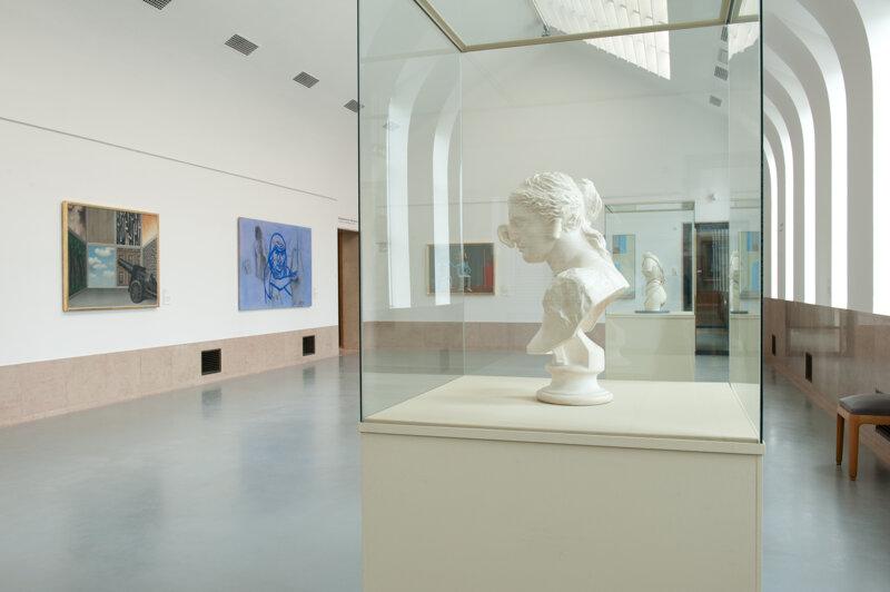 Ausstellungssaal im Boijmans van Beuningen