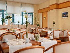 Hotel Residenz Oberhausen Frühstücksbereich 1600x1200