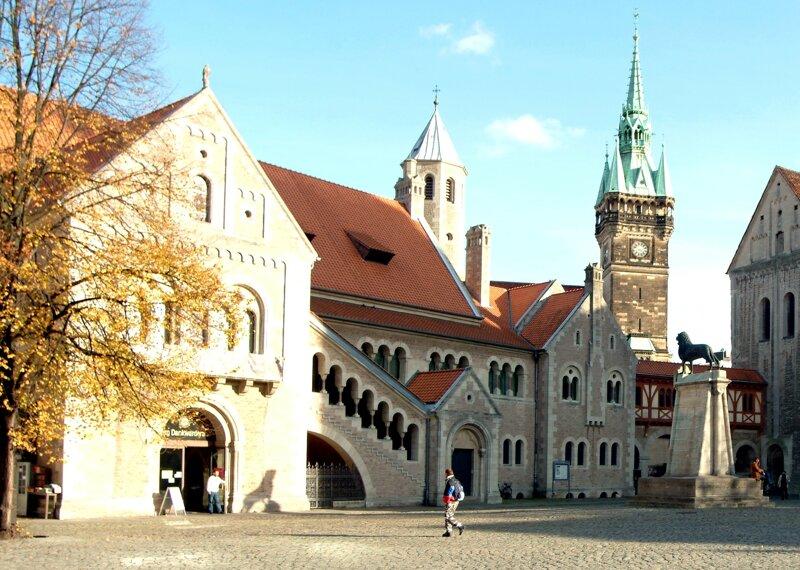 Burg Dankwarderode in Braunschweig