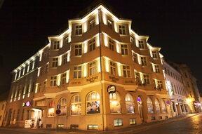 Hotel aussen-Hotel Zlaty Lev