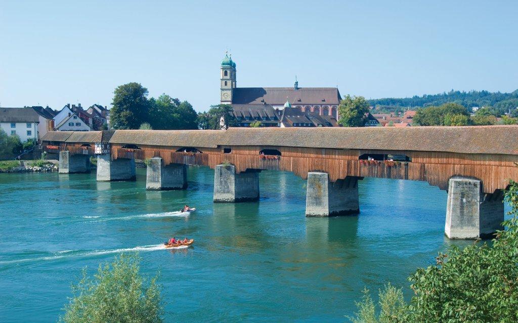 Bad Säckingen Holzbrücke