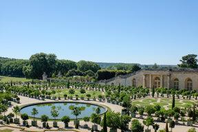 Domaine de Versailles, Orangerie c A.Nestora