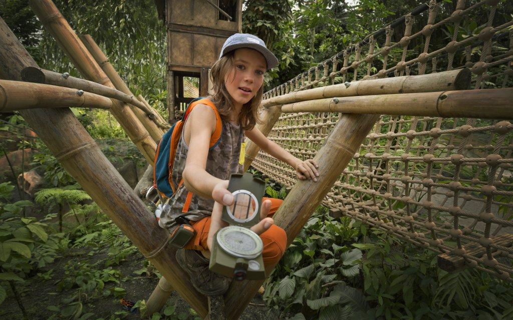 Jungola Xtrail im Wildlands Adventure Zoo