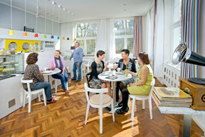 Cafe Srdce-Konstantinsbad