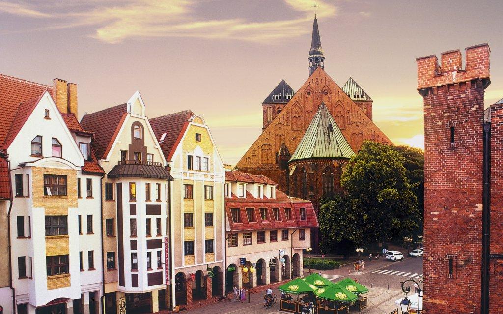 Kolberger Dom in Kołobrzeg