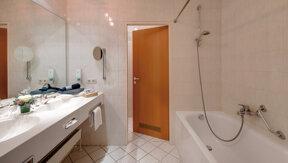 BW Aparthotel Birnbachhöhe Badezimmer