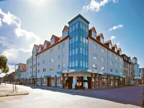 Hotel Residenz Oberhausen Aussenfassade 1600x1200