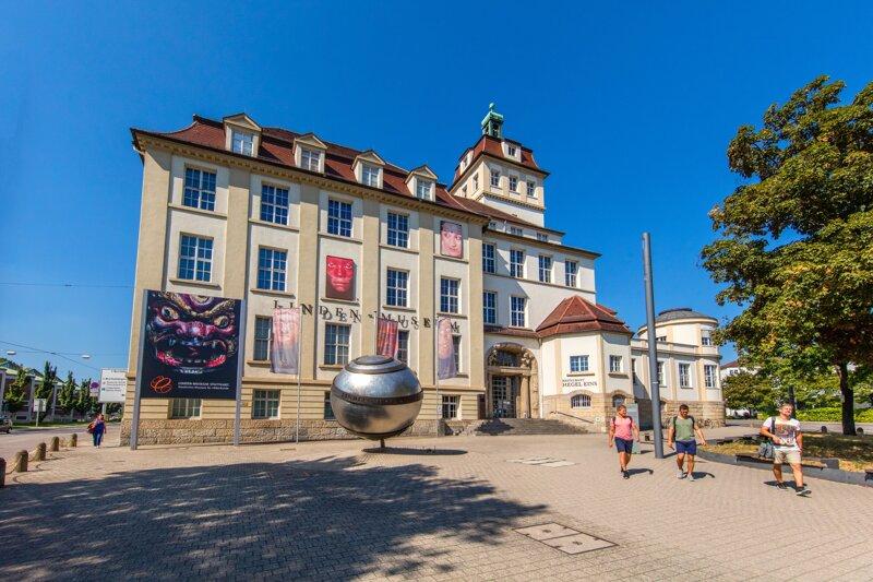 Linden-Museum in Stuttgart