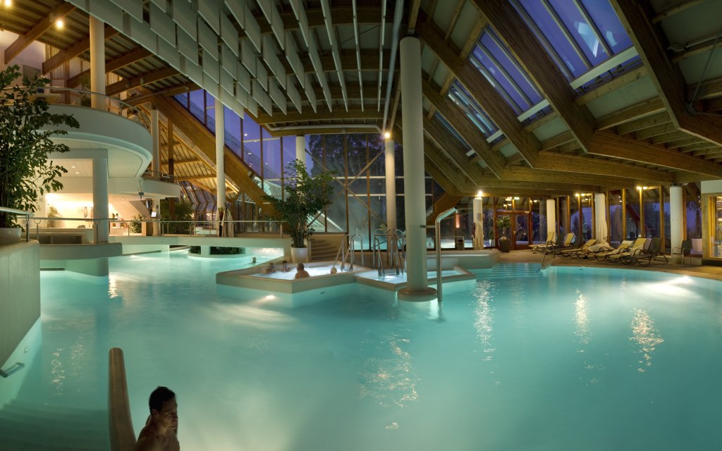 Valkenburg Hotel Thermae 2000 Therme Thermalbad