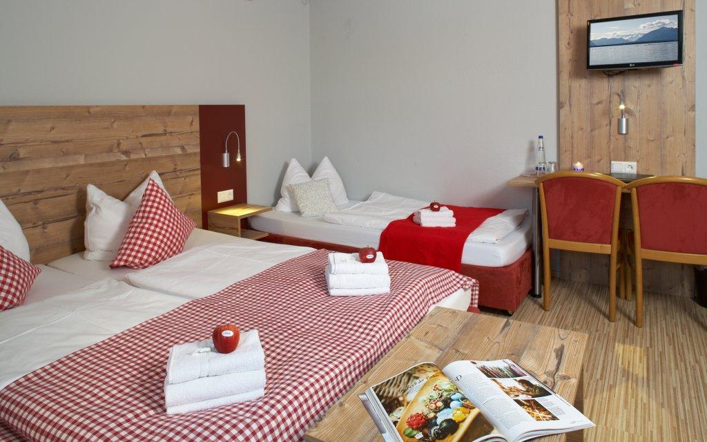 Schneizlreuth Hotel & Restaurant Alpenglück Zimmer Doppelzimmer