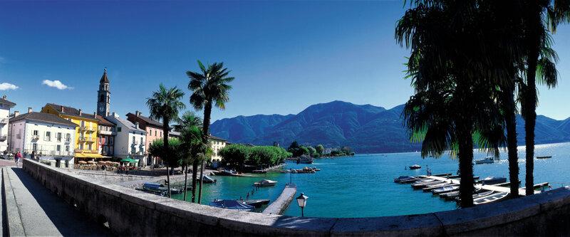 Ascona Locarno Region