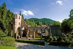 Klosterruine Allerheiligen Oppenau C Achim Mende