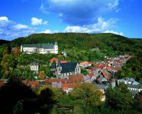 Stolberg Schloss c IMG Sachsen-Anhalt
