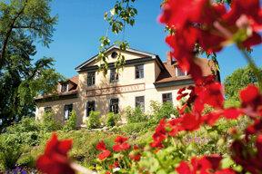 Goethe-Gedenkstätte im Bot. Garten c JenaKultur Andreas Hub