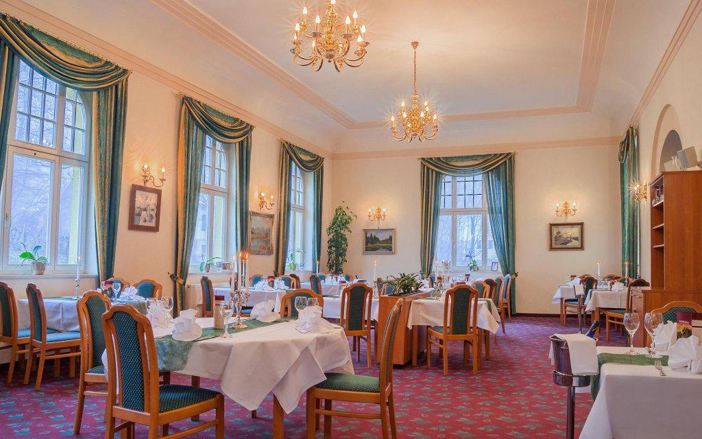 Ellrich-Sülzhayn Ferien Hotel Südharz Restaurant
