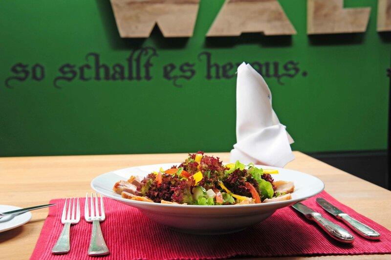 Vorspeise Salat 01