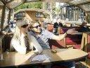 Mit Bus und Boot durch Hollands Hauptstadt