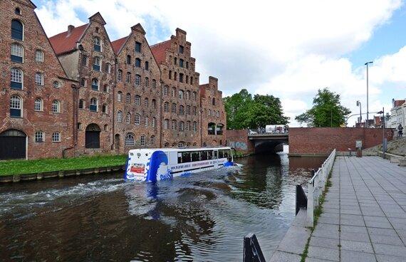 Splashtours Lübeck