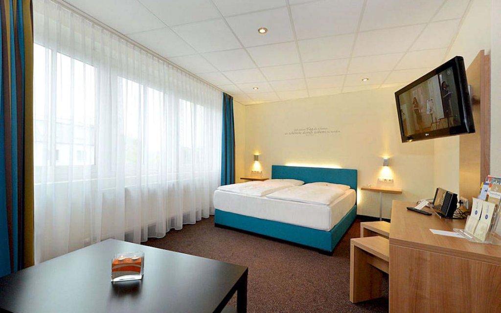 Naumburg Center Hotel Kaiserhof Zimmer Doppelzimmer