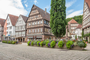 Nagold, Altstadt