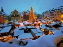 Weihnachtszauber im historischen Weimar