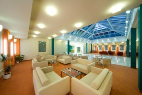 Spa Resort Sanssouci - Green House - Atrium - Lobby Bar
