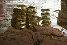 erlebnis-bergwerk Gold c K+S