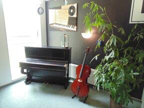 Klavier Flur