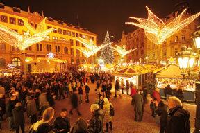 Weihnachtsmarkt der Lichter