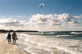 Wa 13 Strandwanderung © Irma Schmidt