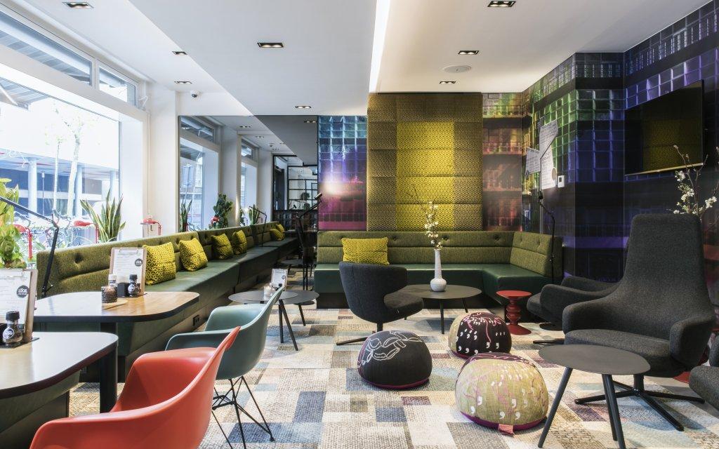 Savoy Hotel Rotterdam Lobby Lounge